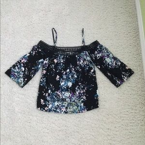 Lovestitch Top Floral